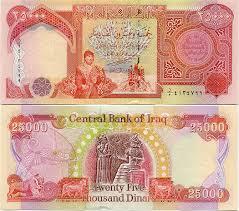 new iraq dinar