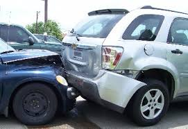 rear collision