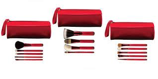 mac holiday brushes