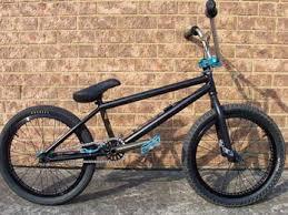 custom bmx bikes