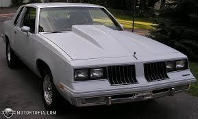 84 oldsmobile cutlass