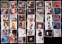 madonna cd collection