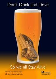 don t drink and drive poster