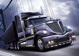 international semi trucks
