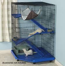 ferrets cage