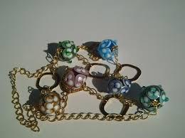 hand made lampwork beads