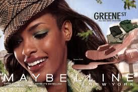 maybelline advertising