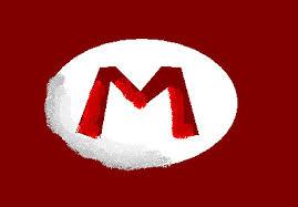 mario hat logo