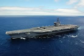 ronald reagan aircraft carrier