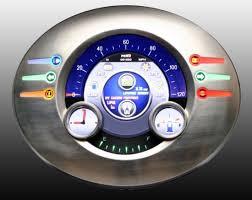 car gauge cluster