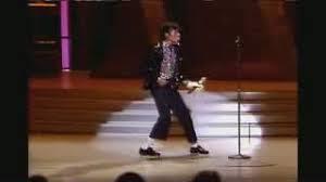 billie jean moonwalk