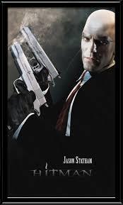 agent 47 costume