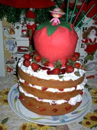 strawberry shortcake birthday