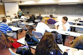 pictures of students in a classroom