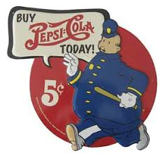 old pepsi signs