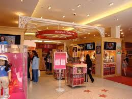 american girl doll place