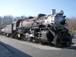 mikado locomotive