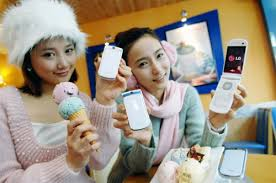 lg ice cream 2 phone