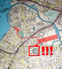map of greenpoint