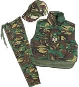 childrens army costumes