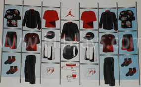 black and red clothes