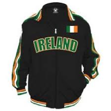 irish soccer jacket