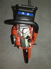 chainsaw motors