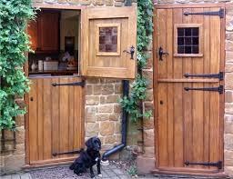 front doors wooden
