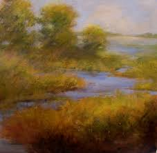 modern landscape painting