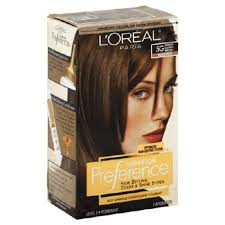 l oreal hair coloring