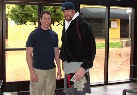 undertaker at home