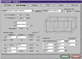 audio box design