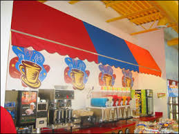 cafe awnings