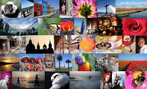 photo collage mosaic