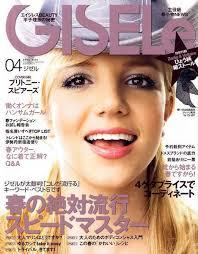 britney spears magazine