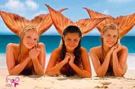 mermaids h2o just add water
