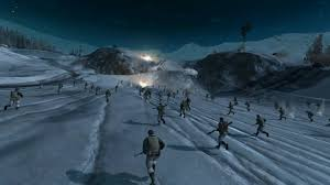 game world in conflict