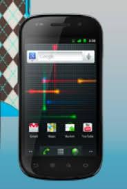 Sounds like a Nexus S to us!