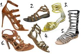 latest shoes trend