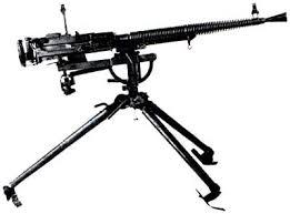 chinese machine gun