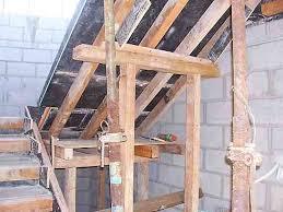 concrete stair formwork