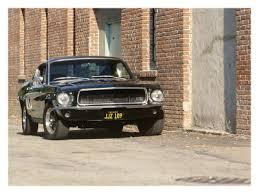 1968 mustang gt