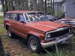 1982 jeep cherokee