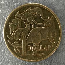 $1 dollar coin
