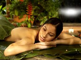 pictures of day spas