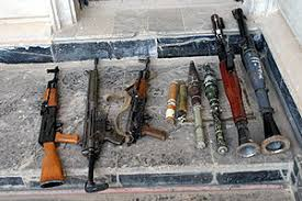 marine infantry weapons