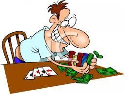 free poker clip art