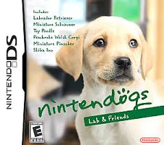 nintendo dogs games