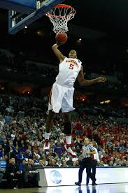 ncaa basketball dunks