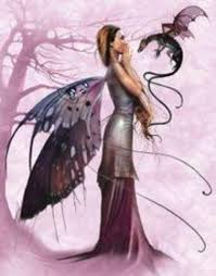pictures of butterflies and fairies